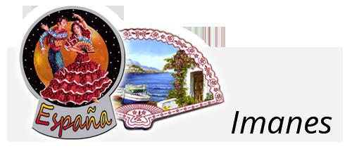 Imanes personalizados souvenir