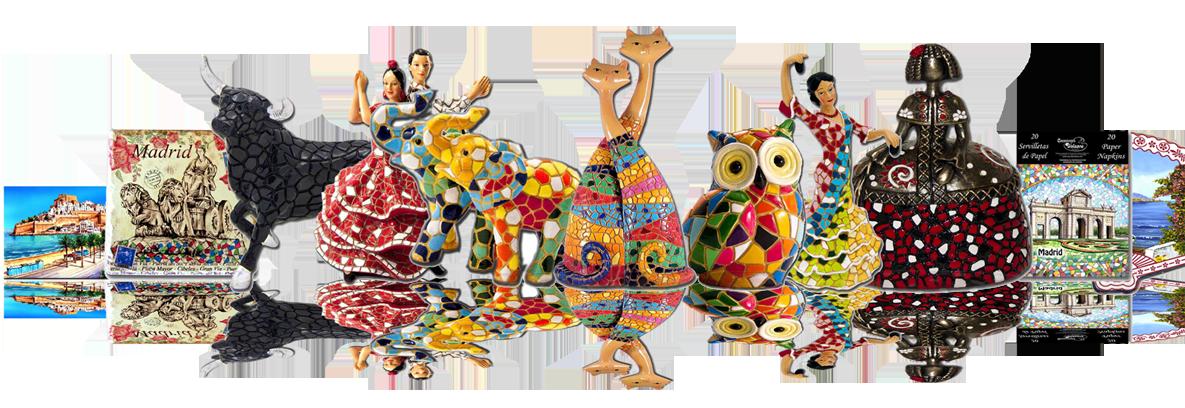souvenirs spain