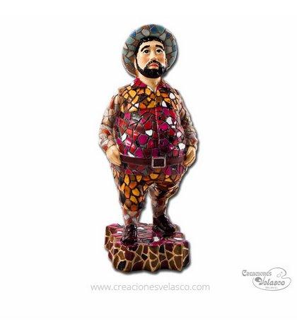 souvenir mosaico quijotes meninas 8193