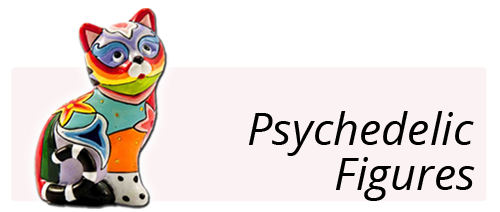 souvenir psychedelic figures