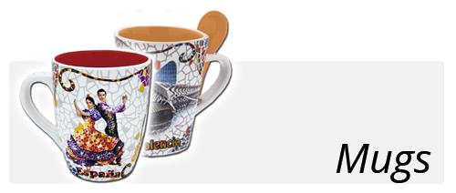 Mugs souvenirs